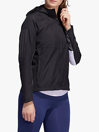 adidas Own The Run Hooded Wind Women's Running Jacket