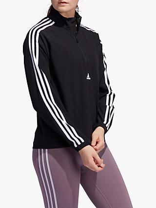adidas 3-Stripes Cover-Up Women's Training Jacket