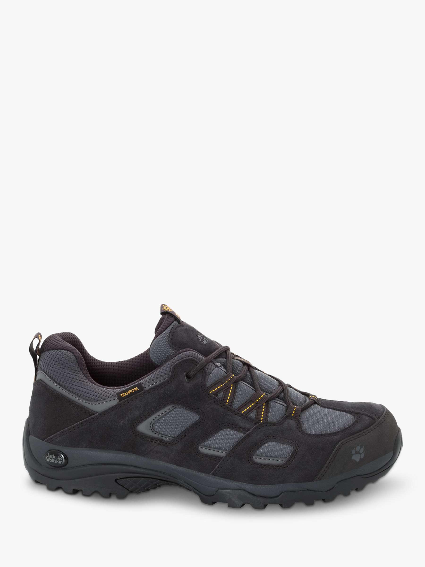 nowy przyjazd Data wydania dobra obsługa Jack Wolfskin Vojo Hike 2 Texapore Men's Walking Shoes, Phantom