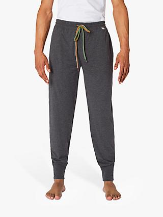 Paul Smith Cotton Jersey Lounge Pants, Charcoal