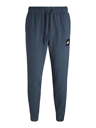 adidas Must Haves Stadium Jogging Bottoms, Legend Ink Metallic