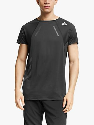 adidas HEAT.RDY Running Top, Black