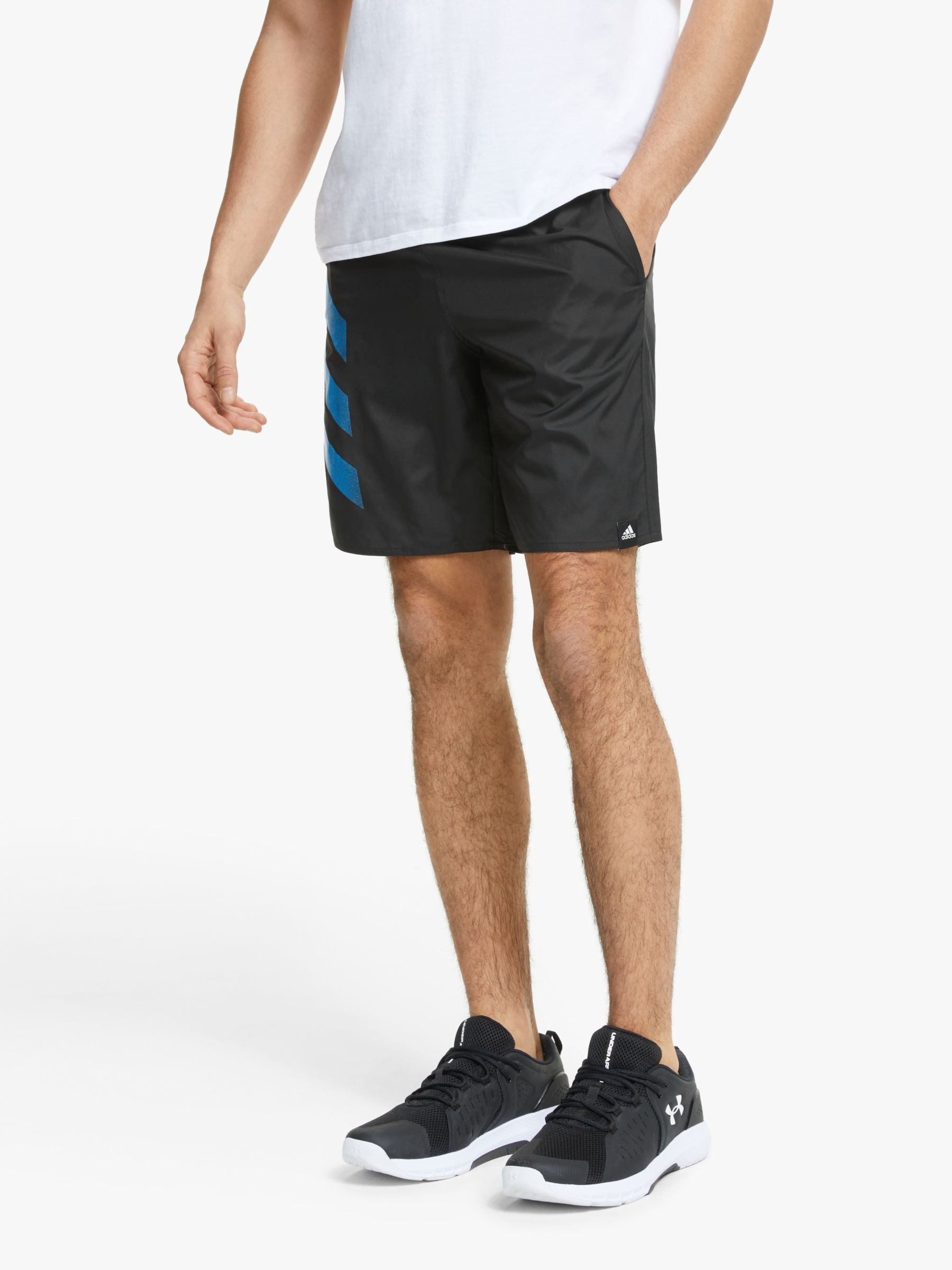 Adidas adidas Bold 3-Stripes CLX Swim Shorts