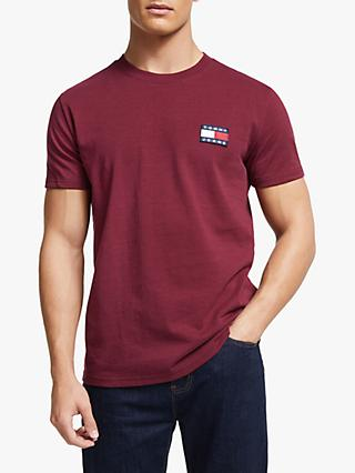 Tommy Jeans Logo Crew Neck T-Shirt