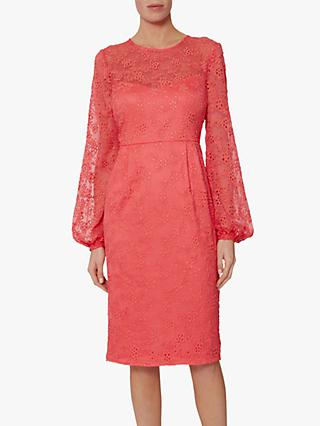 Gina Bacconi Itzia Embroidered Dress