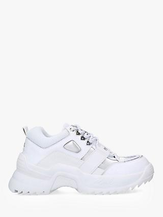 KARL LAGERFELD Quest Trainers, White