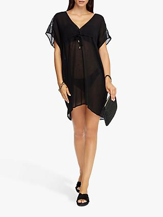 JETS Empire Kaftan, Black