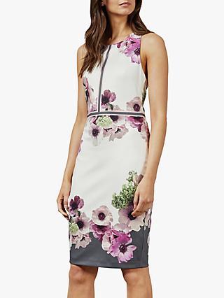 67efe6074 Ted Baker Nanina Floral Dress, Grey Light