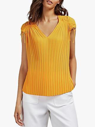 Yellow   Women's Shirts & Tops   John Lewis & Partners