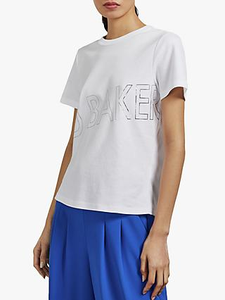 Ted Baker Malom T-Shirt, White