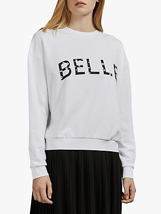 Ted Baker Binanya Jumper, White