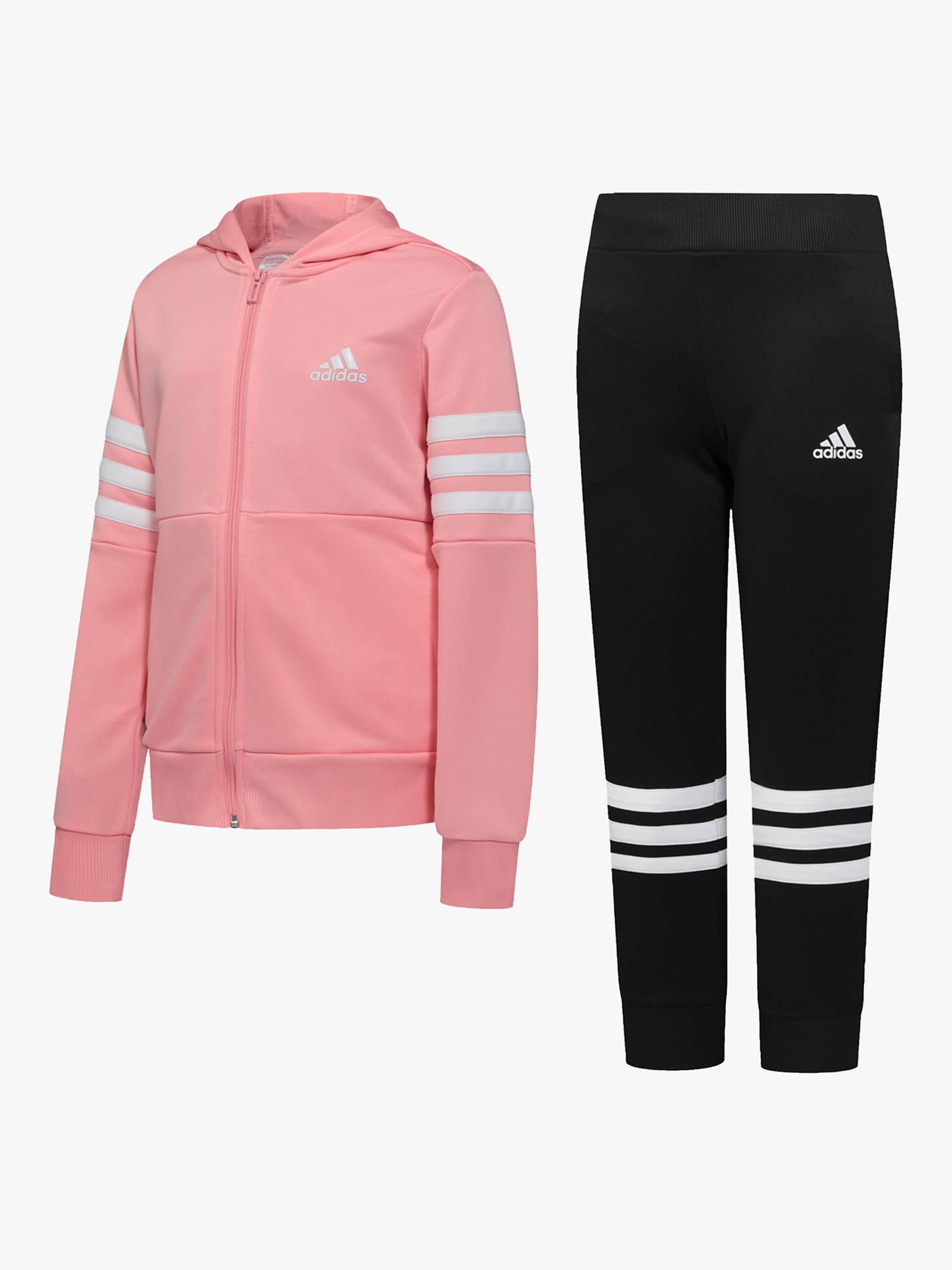 adidas Girls Tracksuit Set Age 14 15