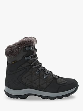Jack Wolfskin Thunder Bay Texapore Women's Mid Walking Boots, Phantom/Grey
