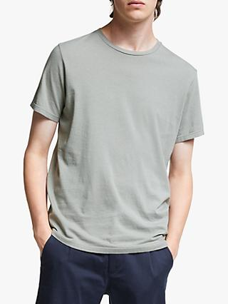 Save Khaki United Supima Jersey T-Shirt, Sprout Oat
