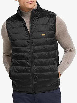 Barbour International Impeller Quilted Gilet, Black