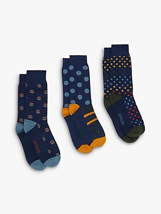 b1d1659d4044 Men's Socks | Happy Socks, Calvin Klein, Thomas Pink | John Lewis
