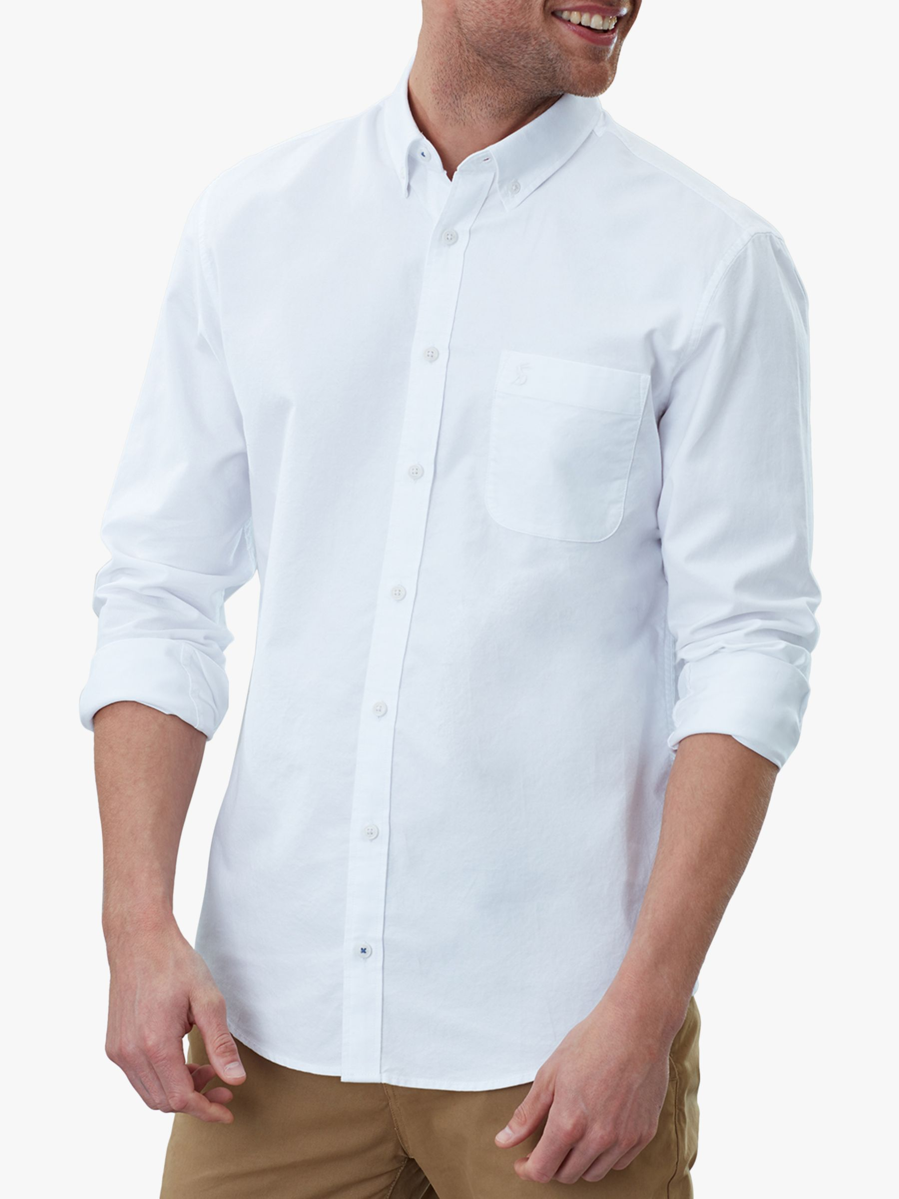 Joules Joules Laundered Oxford Classic Fit Shirt