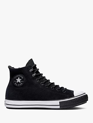 Converse Chuck Taylor All Star Suede High Top Trainers