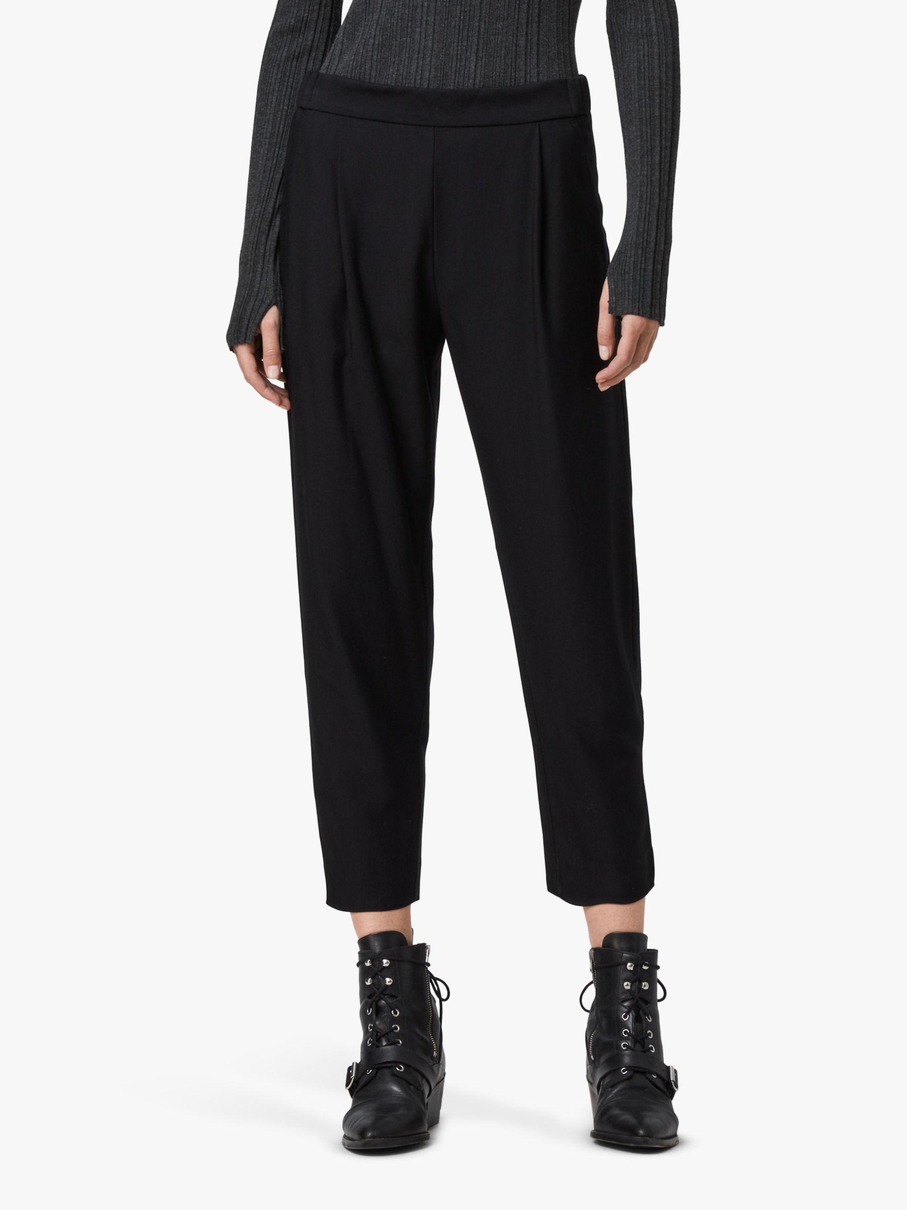 AllSaints AllSaints Aleida Trousers, Black