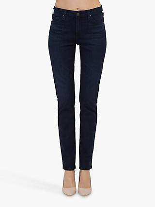 AG The Prima Cigarette Jeans, Indigo Excess