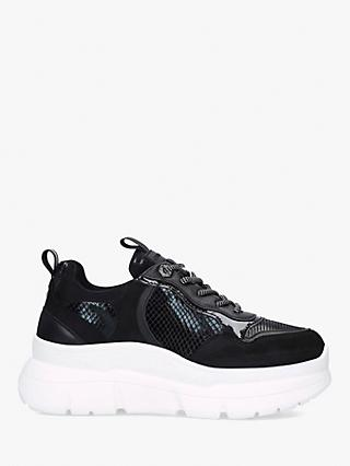 Carvela Logic Flatform Trainers