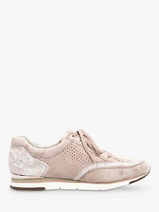 Gabor Kelsey Leather Trainers