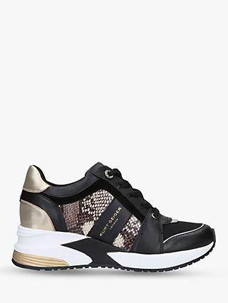 Kurt Gieger London Lana Chunky Trainers, Black