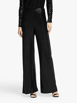 Modern Rarity Paula Knorr Wide Leg Trousers, Black