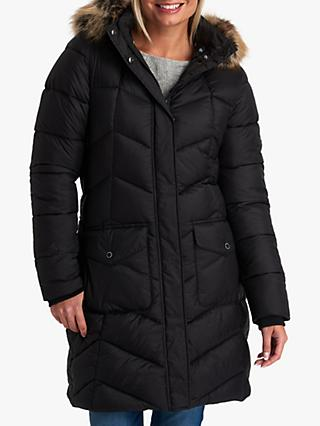 Barbour Clam Quilted Hooded Jacket