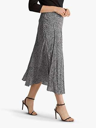 Fenn Wright Manson Magali Skirt, Black/Ivory