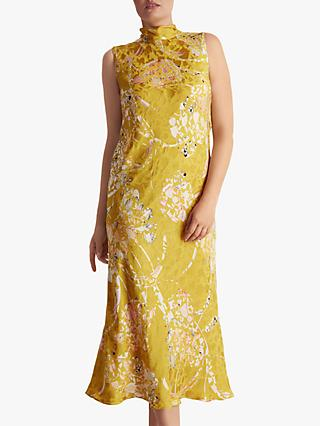 Fenn Wright Manson Guinevre Dress, Ochre/Multi