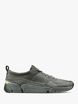 Clarks TriActive Run Leather Trainers