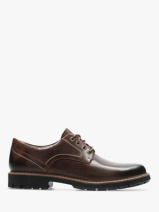 Clarks Batcombe Hall Derby Shoes