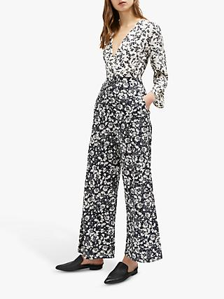 French Connection Delfina Jumpsuit, Black