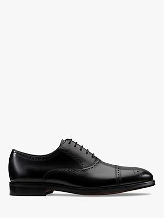 Clarks Oliver Limit Derby Leather Shoes