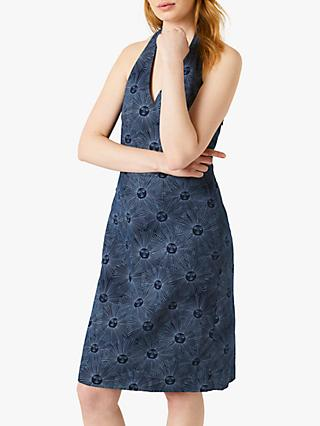 White Stuff Hannah Dress, Navy