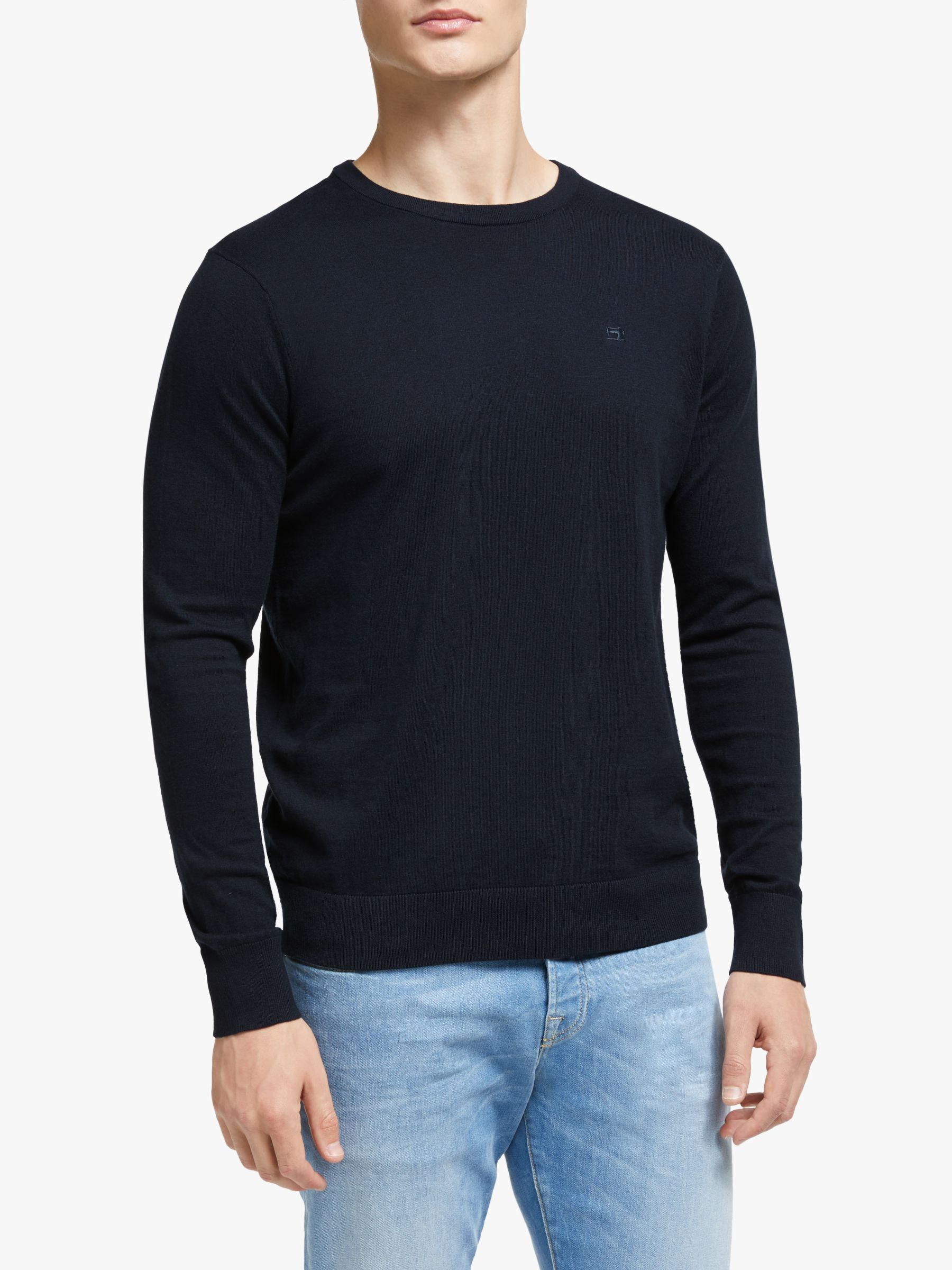 Scotch & Soda Scotch & Soda Classic Crew Neck Jumper