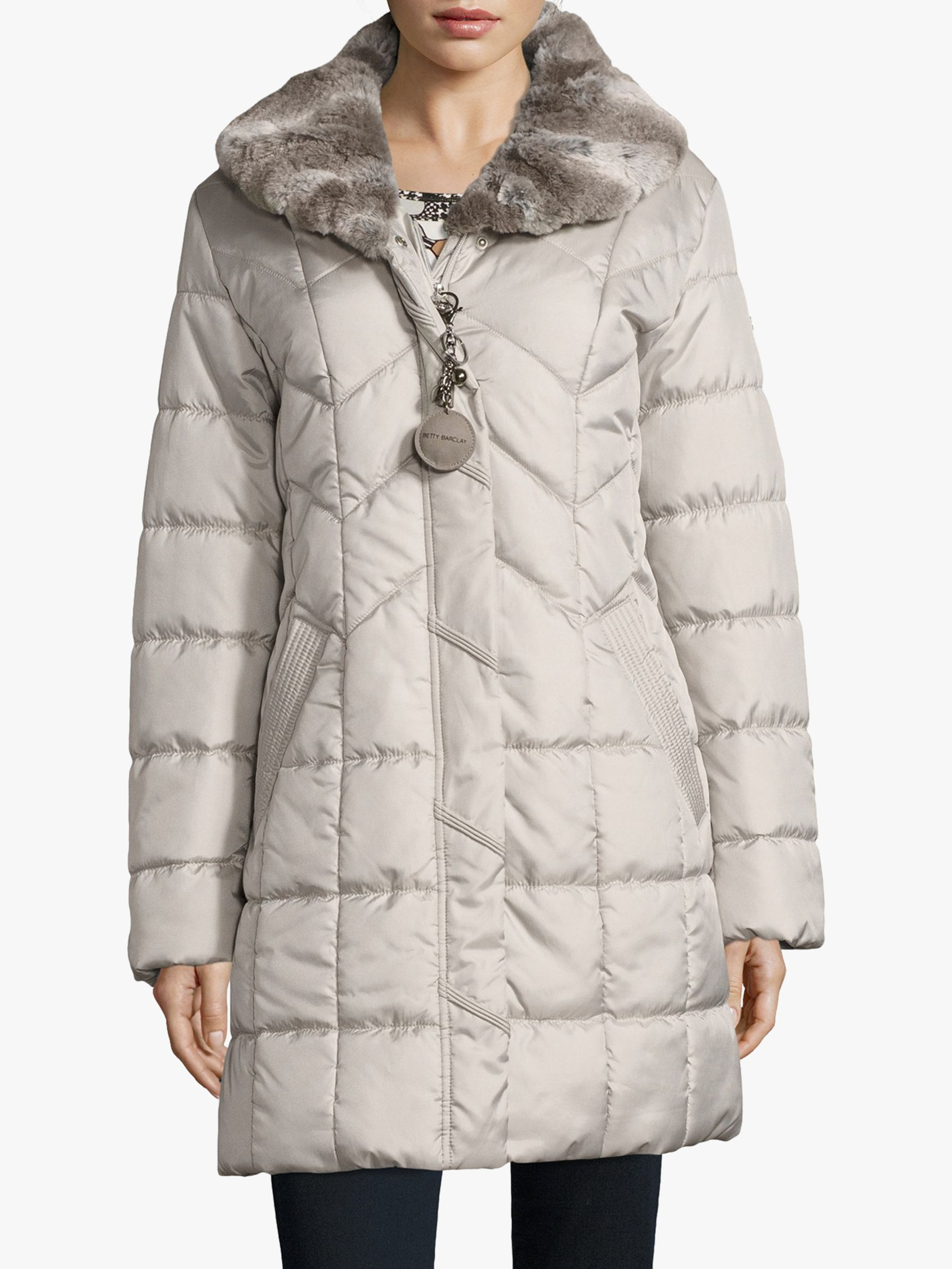 Betty Barclay Betty Barclay Quilted Coat