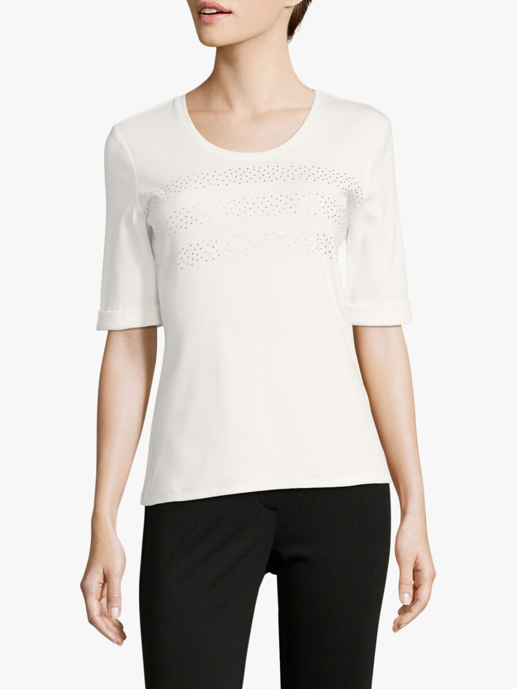 Betty Barclay Betty Barclay Embellished Top