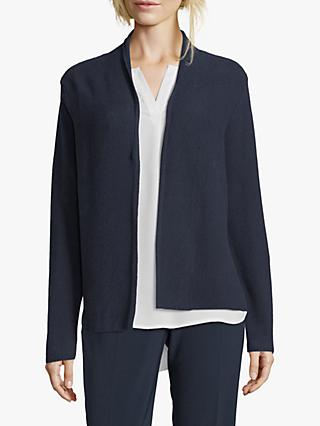 Betty Barclay Textured Cardigan, Dark Sky