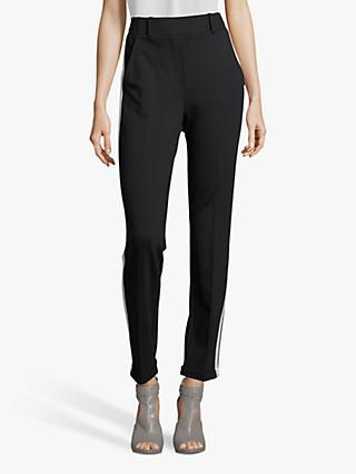 Betty Barclay Sporty Tailored Trousers, Dark Sky