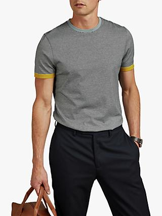 Ted Baker Delsole Stripe T-Shirt, Navy