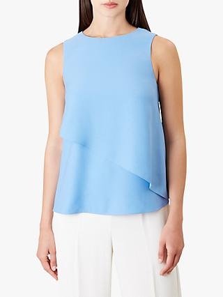Hobbs Carole Top, Sea Blue