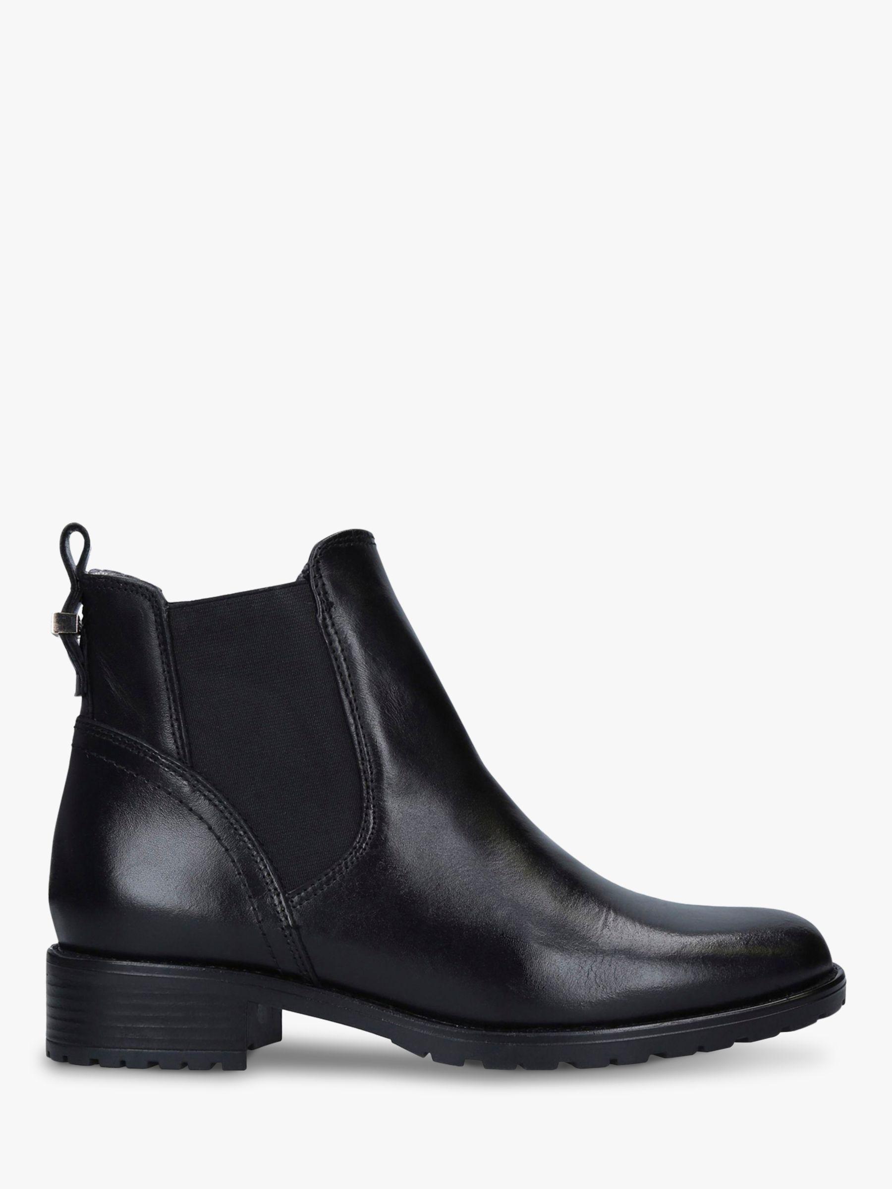Carvela Comfort Carvela Comfort Russ Leather Chelsea Ankle Boots