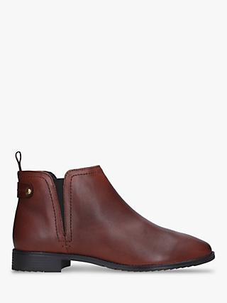 Carvela Comfort Rexx Leather Chelsea Boots