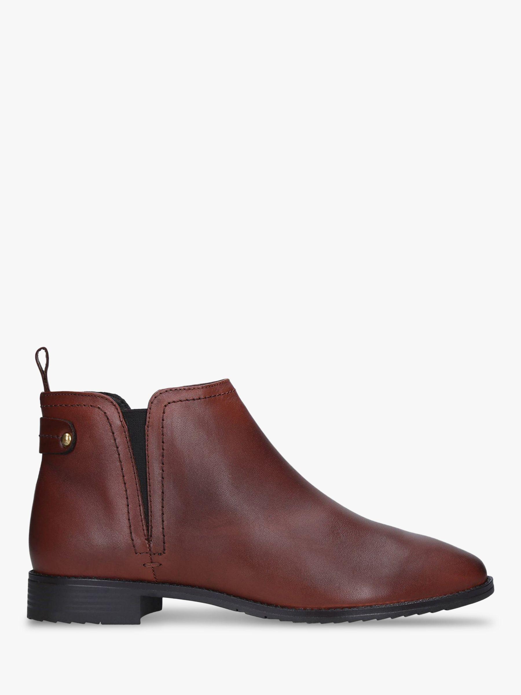 Carvela Comfort Carvela Comfort Rexx Leather Chelsea Boots