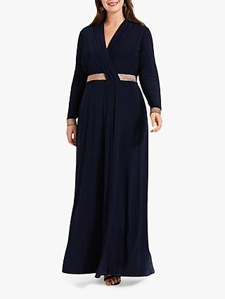 bf1fd48137352 Long Sleeve Maxi Dresses | Womenswear | John Lewis & Partners