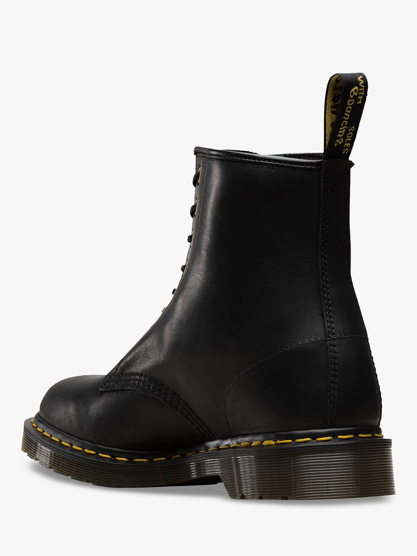 Dr Martens 1460 Dublin Boots, Black at