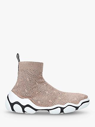 RED Valentino Hi Sock Trainers