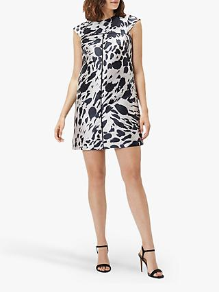 Coast Frieda Animal Print Shift, Multi